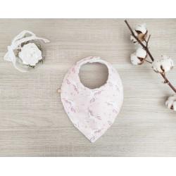 Licorne rose pâle